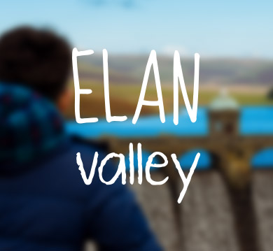Elan Valley MailChimp Design